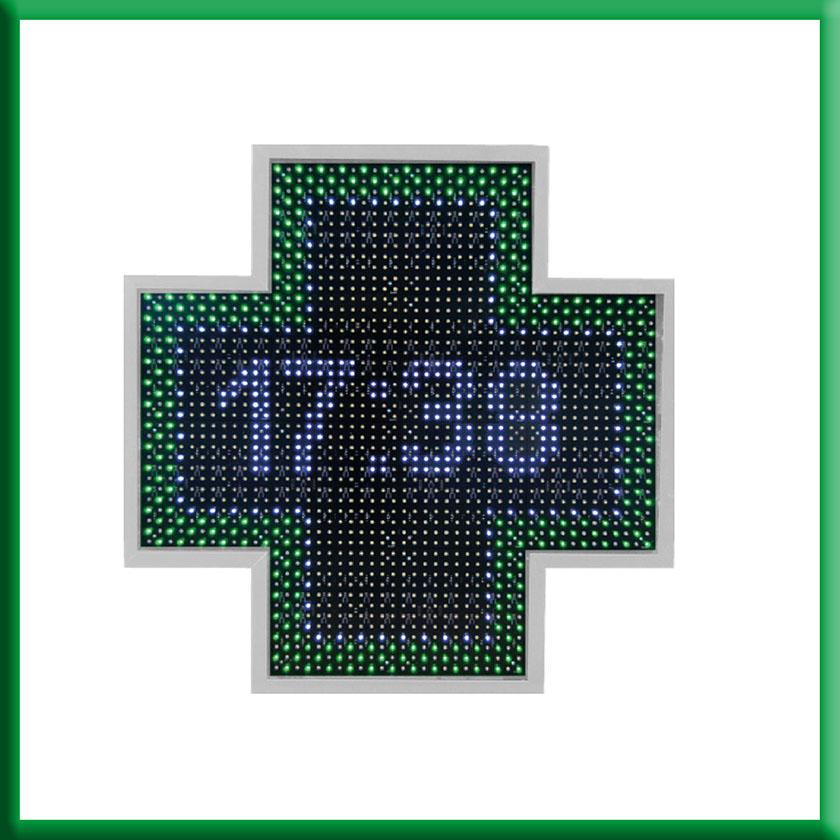 Cruz de farmacia Griega 90