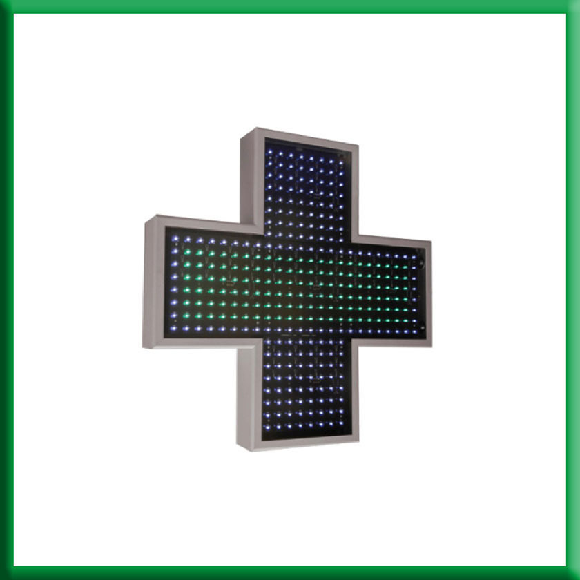Cruz de farmacia Latina 85 LC