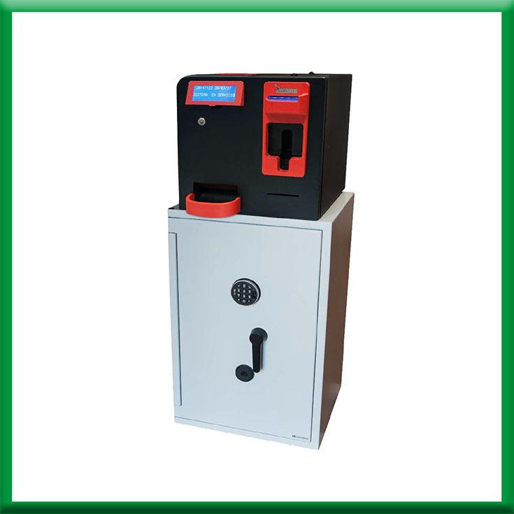 Cajón de cobro Inteligente Secure Cash Deposit CEN IV imasfarma